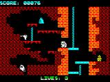 Wanted: Monty Mole ZX Spectrum Ghost