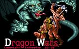 Dragon Wars Amiga Title screen