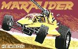 Marauder Commodore 64 Title screen