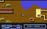 Marauder Commodore 64 I blew up an enemy.