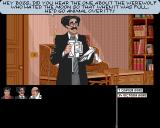 Dylan Dog: Through the Looking Glass Amiga Groucho, Dylan's assistant