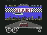 Turbo Out Run Commodore 64 Get ready for a new round.