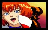 Burning Rangers SEGA Saturn Intro shot 4. That's Tillis - one of the player characters.