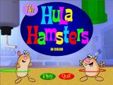 The Hula Hamsters Windows Title screen