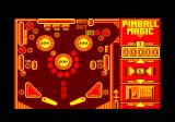 Pinball Magic Amstrad CPC Table 1 (disk version)