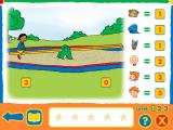 Caillou: Four Seasons of Fun Windows Match the number to balance the see-saw
