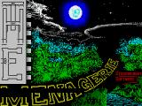 The Menagerie ZX Spectrum Loading screen