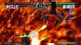 Guilty Gear X2: The Midnight Carnival #Reload PSP Daredevil Chipp tension attack in survival mode