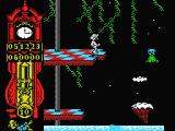 Gonzzalezz MSX First load - Game start