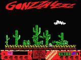 Gonzzalezz MSX Second load - Dog and frog