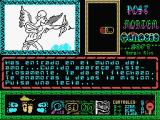 Post Mortem MSX Death screen - Cupid