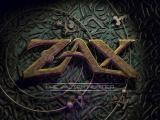 Zax: The Alien Hunter Windows Title screen.