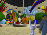 Sam & Max Episode 6: Bright Side of the Moon Windows Hugh Bliss' humble hideout