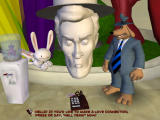 Sam & Max Episode 6: Bright Side of the Moon Windows The severed head of Abe Lincoln needs help with a date.