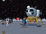 Sam & Max Episode 6: Bright Side of the Moon Windows Notice anything out of the ordinary?