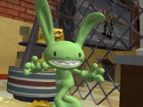 Sam & Max Episode 6: Bright Side of the Moon Windows Max' second vice, plundering Bosco's store.