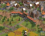 Cossacks: European Wars Windows English troops are getting ready to assault a Dutch fortress