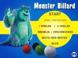 Disney•Pixar's Monsters Inc.: Wreck Room Arcade: Eight Ball Chaos Windows Main menu