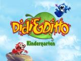 Didi and Ditto: Kindergarten Windows The opening screen