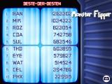 Disney•Pixar's Monsters Inc.: Pinball Panic Mini Game Windows Highscore list