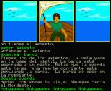 Dragonworld MSX Sailing