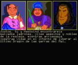 "Dragonworld MSX Demo - ""...evil thieves, vile assassins and noblemen..."""