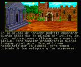 Dragonworld MSX Demo - City of Kandesh