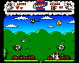 Giddy II: Hero in an Egg Shell Amiga Helicopter