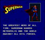 The Death and Return of Superman SNES Super-Man Bio