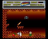 Wibble World Giddy: Wibble Mania! Amiga Stick with some plaster