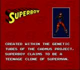 The Death and Return of Superman SNES Super-Boy Bio