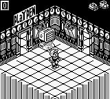 Monster Max Game Boy Game start
