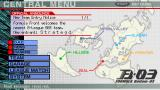 Armored Core: Formula Front - Extreme Battle PSP World map in league mode