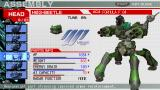 Armored Core: Formula Front - Extreme Battle PSP New AC Assembly