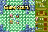 Boulder Dash EX Game Boy Advance Battle mode start