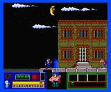 Goody MSX Policeman and spitting moon (MSX 2)