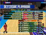 NBA Action 98 Windows Choose your strategy with the coaching options (window)