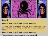 A Lenda da Gávea MSX Deadly spiders