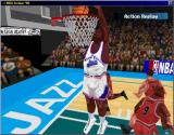 NBA Action 98 Windows The players look rather blocky (window)