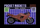 Pocket Rockets Commodore 64 One of the bikes on offer