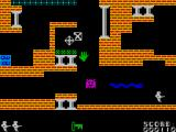Tomb of Syrinx ZX Spectrum Avoided the snake