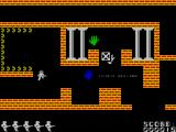 Tomb of Syrinx ZX Spectrum They're all coming at me
