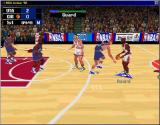 NBA Action 98 Windows Let's try a 3 point shot (window)