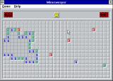 Microsoft Windows 3.1 (included games) Windows 3.x Minesweeper - And for the experts... a still-larger one
