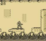 Contra III: The Alien Wars Game Boy Level 1