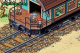 CIMA: The Enemy Game Boy Advance Last train car