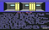Rendezvous with Rama Commodore 64 Your see bunks and lockers