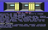 Rendezvous with Rama Commodore 64 Inside a locker is the usual, personal items.