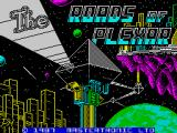 Plexar ZX Spectrum Loading screen