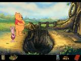 Piglet's Big Game Windows Here's Pooh and the Woozle Trap